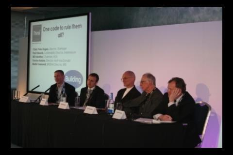 Martin Townshend, Paul Edwards, Peter Rogers, Bill Valentine, Gordon Hudson